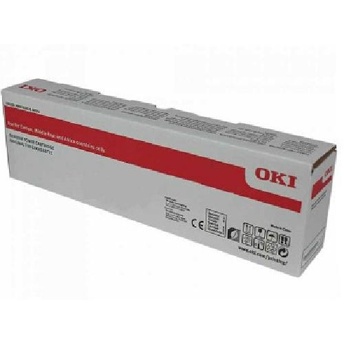 OKI 47095703 toner cartridge Original Cyan 1 pc(s) product photo  L