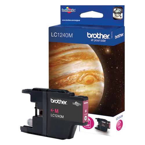 Brother LC-1240M ink cartridge Original Magenta 1 pc(s) product photo  L