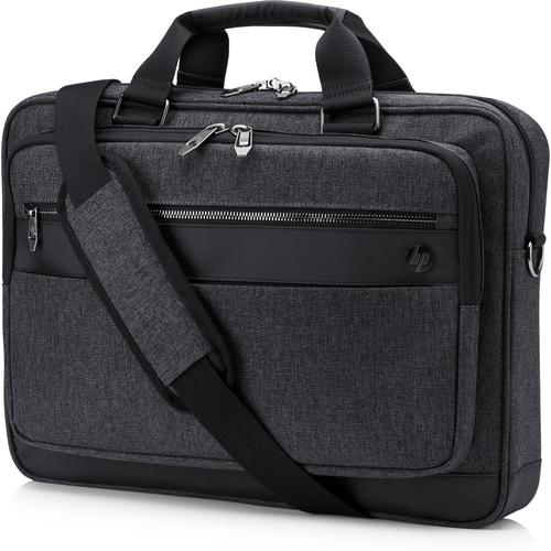 "HP Executive notebook case 39.6 cm (15.6"") Toploader bag Black product photo"