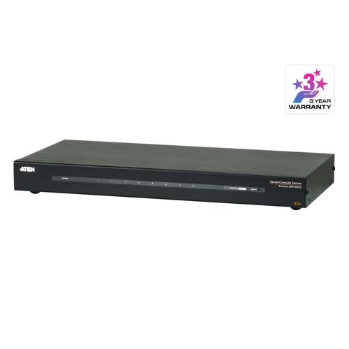 Aten SN9108CO-AX-G console server product photo  L