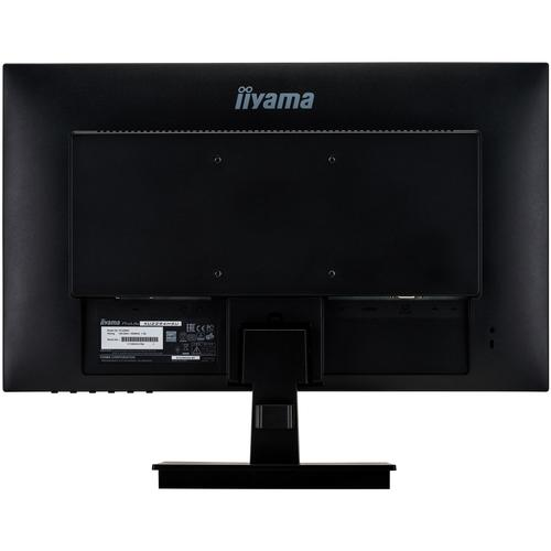 "iiyama ProLite XU2294HSU-B1 LED display 54.6 cm (21.5"") 1920 x 1080 pixels Full HD Black product photo  L"