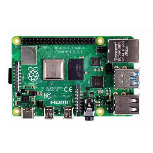 Raspberry Pi 4 Model B development board 1.5 MHz BCM2711 product photo