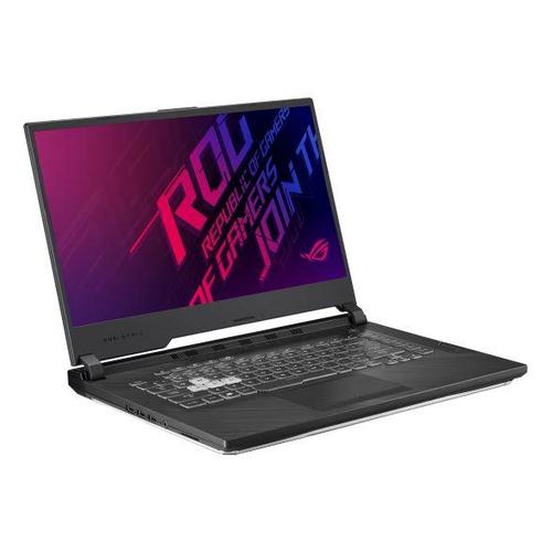 "ASUS ROG Strix GL531GT-AL195T-BE Notebook Black 39.6 cm (15.6"") 1920 x 1080 pixels 9th gen Intel® Core™ i7 16 GB DDR4-SDRAM 1256 GB Hybrid-HDD+SSD NVIDIA® GeForce® GTX 1650 Wi-Fi 5 (802.11ac) Windows 10 Home product photo  L"