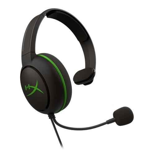 HyperX CloudX Chat Headset Head-band Black,Green product photo  L