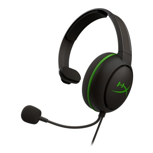 HyperX CloudX Chat Headset Head-band Black,Green product photo