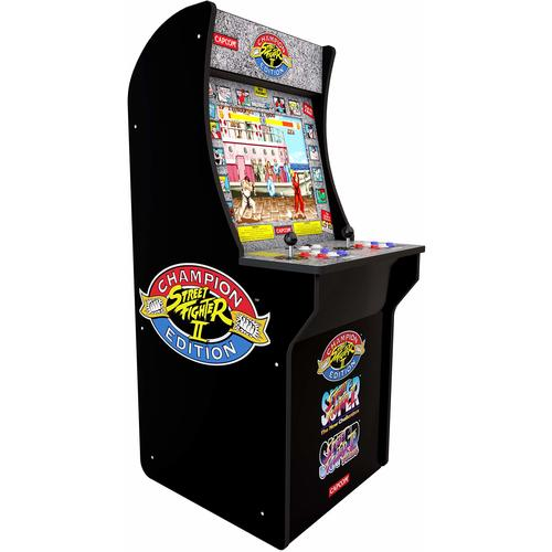 Arcade1Up Street Fighter product photo