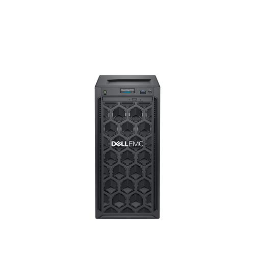 DELL PowerEdge T140 server 3.5 GHz Intel Xeon E E-2134 Tower 365 W product photo