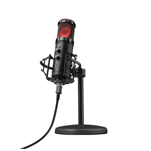 Trust GXT 256 Exxo PC microphone Black product photo