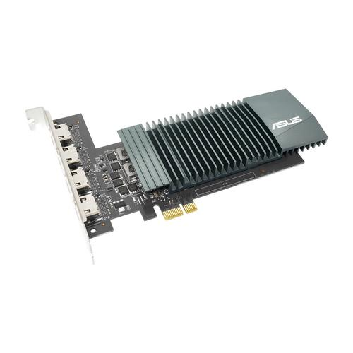ASUS GT710-4H-SL-2GD5 NVIDIA GeForce GT 710 2 GB GDDR5 product photo