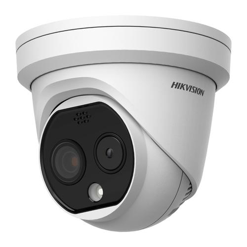 Hikvision Digital Technology DS-2TD1217B-6/PA security camera IP security camera Indoor & outdoor Dome Ceiling 2688 x 1520 pixels product photo