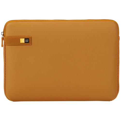 "Case Logic Laps -114 Buckthorn notebook case 35.6 cm (14"") Sleeve case Brown product photo"