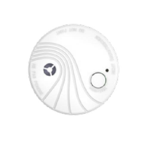 Hikvision Digital Technology DS-PDSMK-S-WE smoke detector Photoelectrical reflection detector Wireless product photo