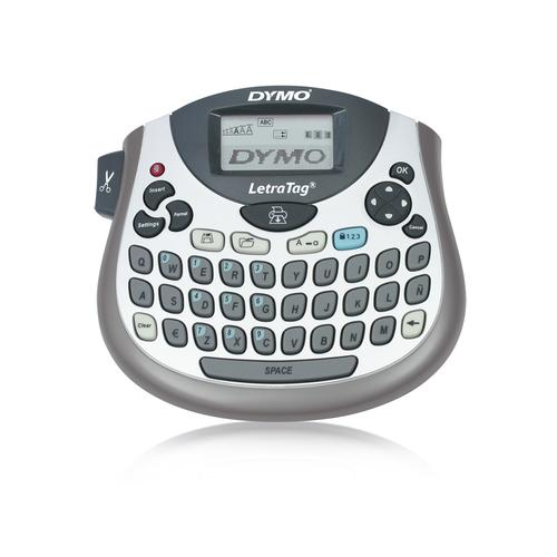 DYMO LetraTag LT-100T + Tape label printer Direct thermal 180 x 180 DPI product photo