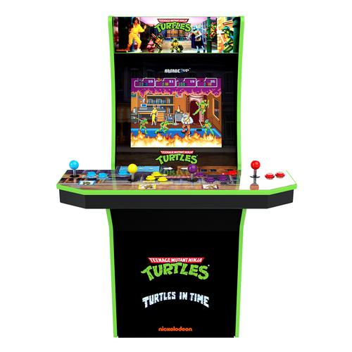 Arcade1Up Teenage Mutant Ninja Turtles product photo