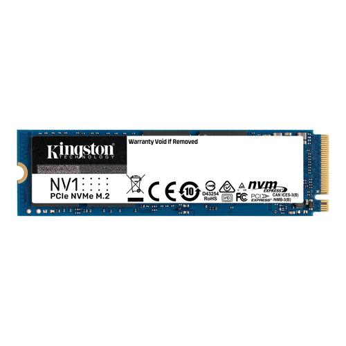Kingston Technology NV1 M.2 500 GB PCI Express 3.0 NVMe product photo