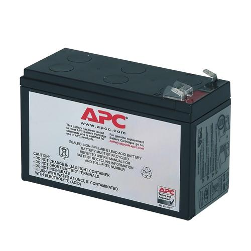 APC Battery Cartridge Replacement #17 Sealed Lead Acid (VRLA) product photo