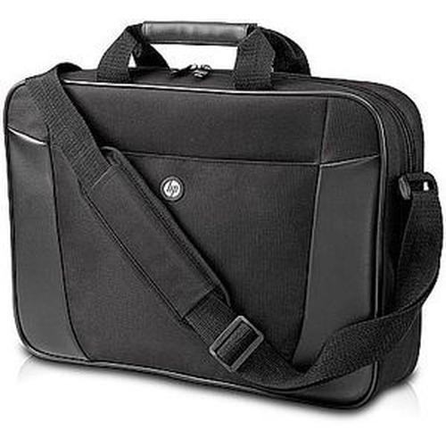 "HP Essential Top Load notebook case 39.6 cm (15.6"") Briefcase Black product photo"