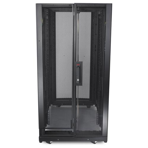 APC NetShelter SX 24U 600mm x 1070mm Deep Enclosure Freestanding rack Black product photo