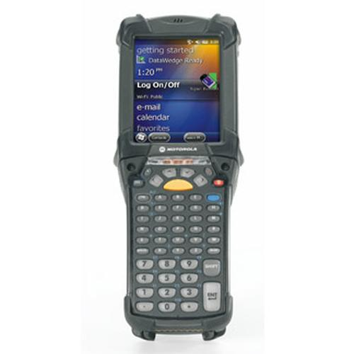 "Zebra MC9200 handheld mobile computer 9.4 cm (3.7"") 640 x 480 pixels Touchscreen 765 g Black product photo"