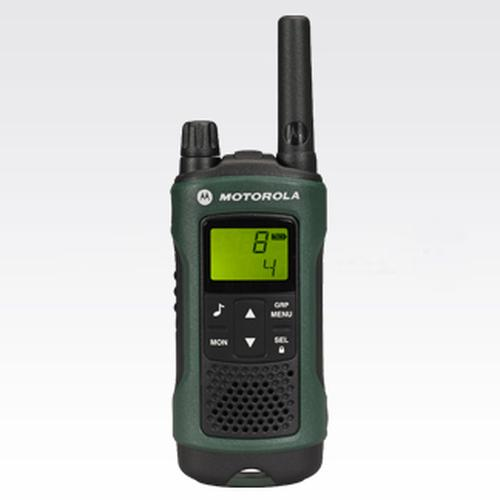 Motorola TLKR T81 two-way radio 8 channels 12500 MHz Black,Green product photo