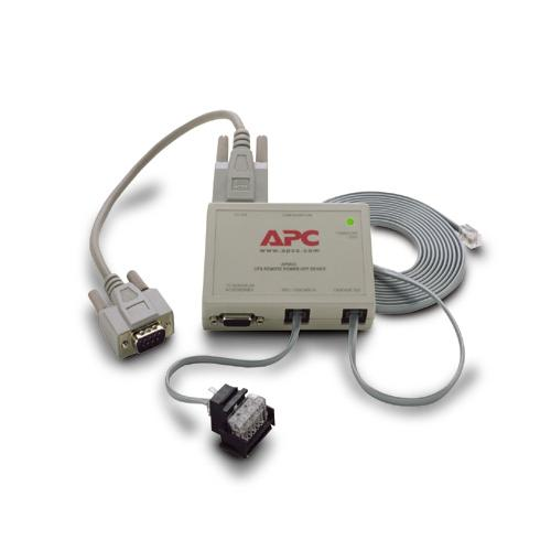 APC REMOTE POWER OFF power adapter/inverter Beige product photo