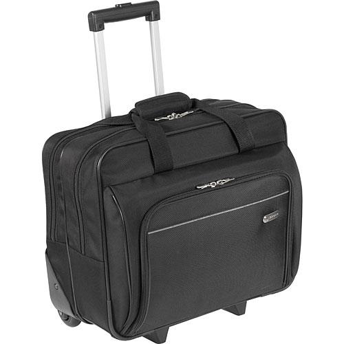 "Targus TBR003EU notebook case 40.6 cm (16"") Trolley case Black product photo"
