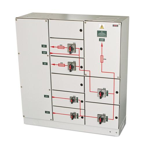 APC 60kW 400V MAIN SERV. BYPASS PANEL uninterruptible power supply (UPS) product photo