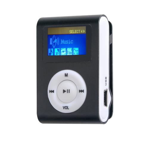 Difrnce MP855 MP3 player 4 GB Black product photo