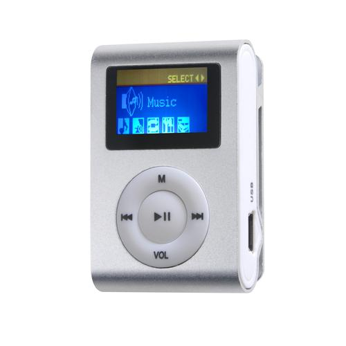 Difrnce MP855 MP3 player 4 GB Silver product photo