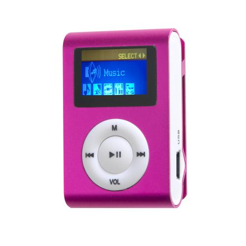 Difrnce MP855 MP3 player 4 GB Pink product photo