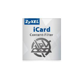 Zyxel iCard Cyren CF 1Y Upgrade product photo