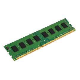 Kingston Technology ValueRAM 8GB DDR3 1600MHz Module memory module 1 x 8 GB product photo