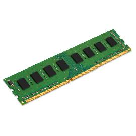 Kingston Technology ValueRAM KVR13N9S8/4 memory module 4 GB 1 x 4 GB DDR3 1333 MHz product photo