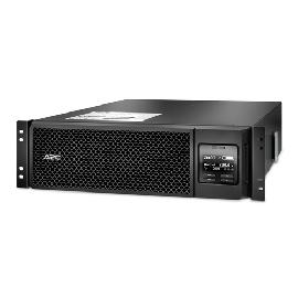APC Smart-UPS On-Line uninterruptible power supply (UPS) Double-conversion (Online) 5000 VA 4500 W 10 AC outlet(s) product photo