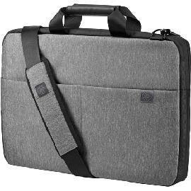 "HP 43.94 cm (17.3"") Signature Slim Topload Case notebook case 43.9 cm (17.3"") Briefcase Grey product photo"