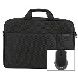 "Acer Options Pack 15.6"" Care Basic A notebook case 39.6 cm (15.6"") Backpack Black product photo"