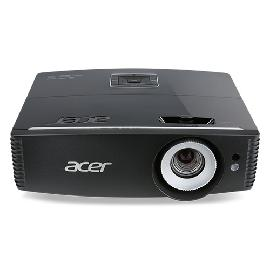 Acer Large Venue P6200S data projector 5000 ANSI lumens DLP XGA (1024x768) 3D Desktop projector Black product photo