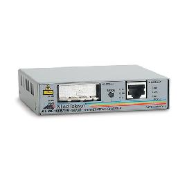 Allied Telesis AT-MC1008/GB network media converter 1000 Mbit/s product photo