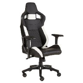 Corsair T1 Race PC gaming chair Black,White product photo