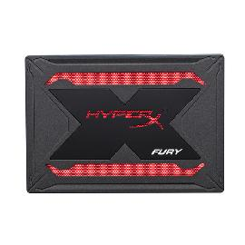 "HyperX FURY RGB internal solid state drive 2.5"" 960 GB Serial ATA III product photo"