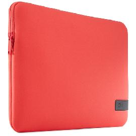 "Case Logic Reflect notebook case 35.6 cm (14"") Sleeve case Red product photo"