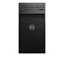 DELL Precision T3630 8th gen Intel® Core™ i7 i7-8700 8 GB DDR4-SDRAM 256 GB SSD Black Tower Workstation product photo