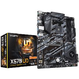 Gigabyte X570 UD motherboard Socket AM4 ATX AMD X570 product photo