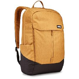 Thule Lithos TLBP-116 Wood Thrush/Black backpack Polyester Black, Brown product photo