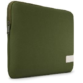 "Case Logic Reflect REFPC-114 Green notebook case 35.6 cm (14"") Sleeve case product photo"