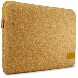 "Case Logic Reflect REFPC-116 Court notebook case 39.6 cm (15.6"") Sleeve case Yellow product photo"