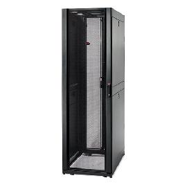 APC NetShelter SX 48U Freestanding rack Black product photo