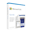 Microsoft 365 Family 1 year French product photo