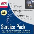APC Service Pack 1 Year Extended Warranty product photo