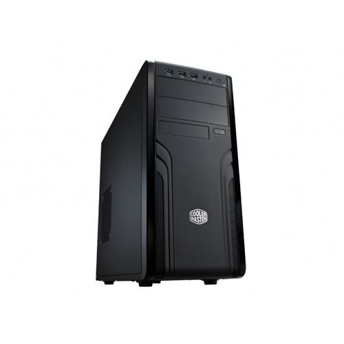 Cooler Master CM Force 500 Midi Tower Noir photo du produit